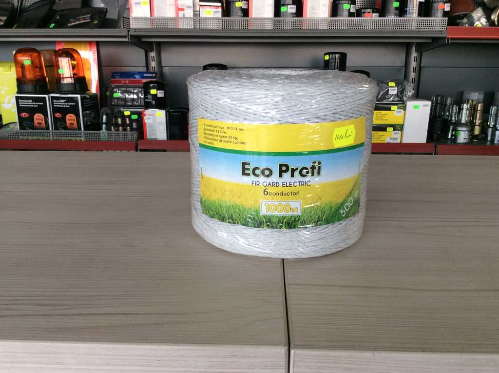 Fir gard electric Eco Profi 1000m.